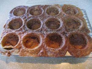Pumpkinless Pumpkin Cupcakes