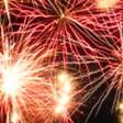 Sunset Lake fireworks