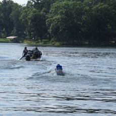 Water skiing?