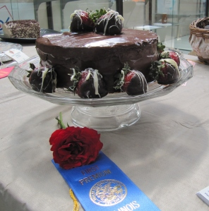 2013 Illinois State Fair Calling All Chocolates First Place