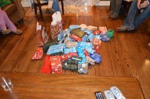 Christmas Eve Grab Bag