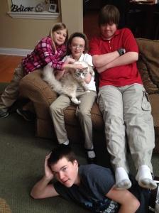 Leo & Family