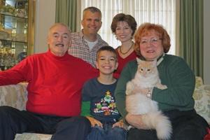 Niko and family