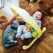 gunner-and-baby